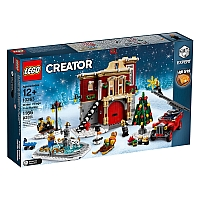LEGO® 10263 Winter Village Fire Station