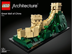 LEGO® 21041 Gran Muralla China