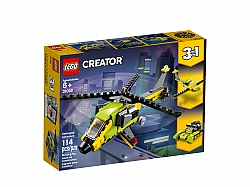LEGO® 31092 Helicopter Adventure 3in1