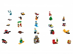 LEGO® 60133 Calendario dell'Avvento di LEGO® City
